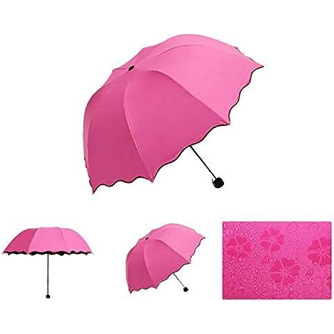 ombrello, FEITONG UPF> 40, UVA <5% signora
