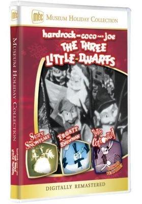 Hardrock, Coco , Joe, Suzy Snowflake, Frosty the Snowman, Peter Cottontail ()
