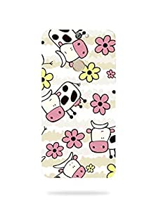 alDivo Premium Quality Printed Mobile Back Cover For Coolpad Max / Coolpad Max Back Case Cover (KT508)