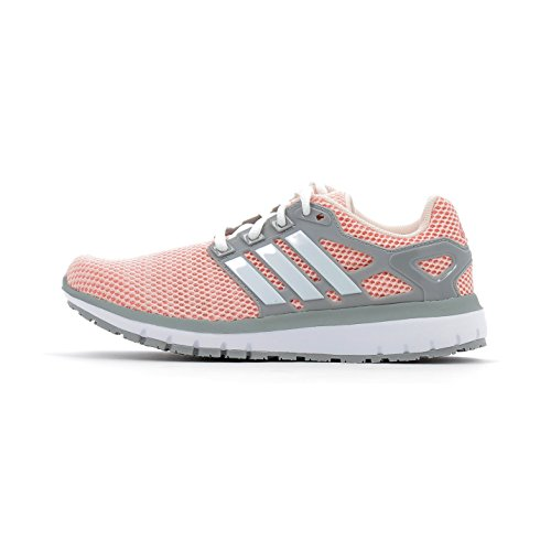 adidas Damen Energy Cloud Laufschuhe Pink (Iced Pink/footwear White/mid Grey)