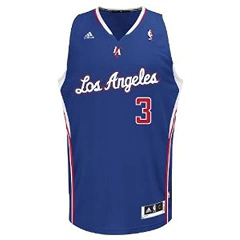 Chris Paul Los Angeles Clippers Adidas NBA Revolution 30 Swingman Jersey - Blue