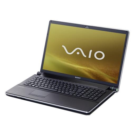 Sony Vaio VGNAW11S/B.G4 18,4 Zoll WXGA+ Notebook (Intel Core 2 Duo P8400 2,26GHz, 4GB RAM, 400GB HDD, nVidia GeForce 9600M GS, DVD+- DL RW, Blu-ray Brenner Vista Home Premium) -