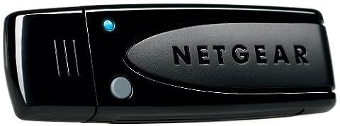 Netgear WNDA3100-200PES Clé USB Wi-Fi N600 Dual Band pour tout