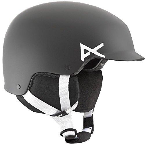 Anon Snowboardhelm Scout - Casco de esquí, Color Negro, Talla L