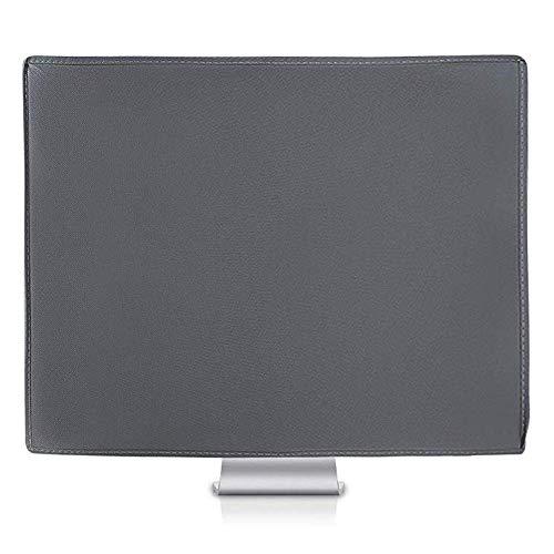LinkLvoe Staub Und Wasserdicht BestäNdige SchutzhüLle Etui Monitor HüLle Bildschirm Antistatik Display Staubschutz Kompatibel Mit 19-35 Zoll Desktop Computer Tv Grau