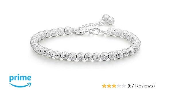 2018 New Fashion Bracelets Wind Chimes Small Bell Charm For Girl Cute Lovely Thin Chain Bracelets Women Birthday Gift Charm Bracelets