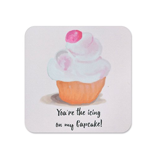 Amazon.in Gift Card – As a coaster (Love – Cupcakes,Rs.3000)