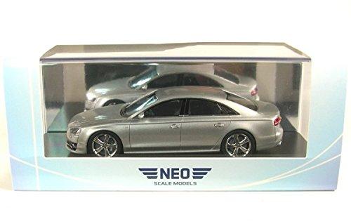 Audi S8 PA (silver) 2014 (Audi Modell S8)