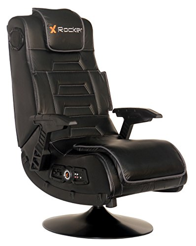 X-Rocker 51396 Pro Series Ständer 2.1 Video Gaming Stuhl, Wireless (Video-gaming-stühle)