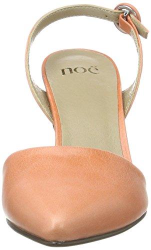 Noe Antwerp Nica, Chaussures À Talons Pour Femmes Orange (papaea)