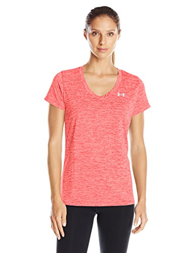 Under Armour Tech-Twist - Camiseta de Manga Corta para Mujer, Mujer, 1