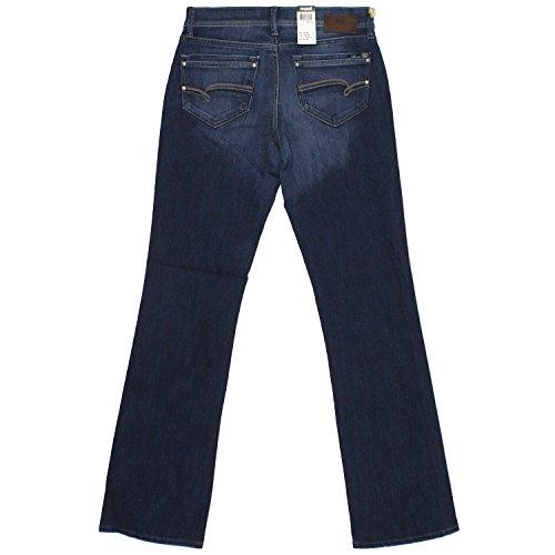 Mavi Damen Straight Jeans Mona Dark Denim