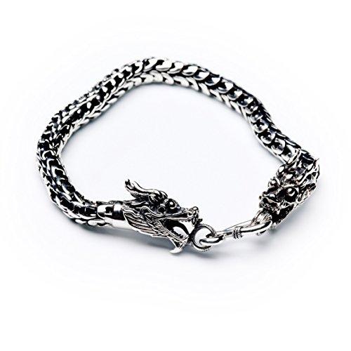 loveyourdiamonds-Bracelet Femme Dragon chinois