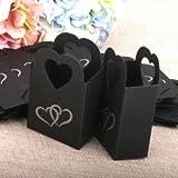 Brand New Alcoa Prime 50pcs Romantic Heart Black - Best Reviews Guide