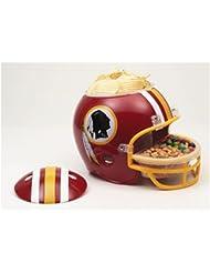 NFL Snack Helmet Washington Redskins