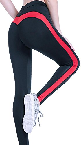 JIASHA Pantaloni sportivi delle donne Gilet atletica di forma fisica di forma fisica di forma fisica di yoga Black
