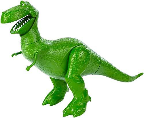Mattel- Disney Toy Story 4-Figura básica Rex, Juguetes niños +3 años GGX35, Multicolor