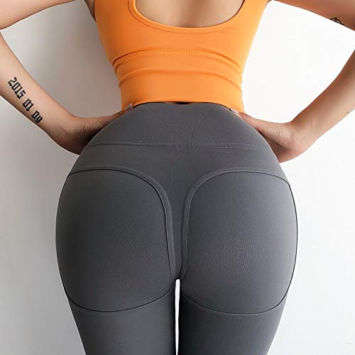 Ayujia Colorvalue Push Hüfttraining Sport Leggings Frauen Schnell Trocknend Hohe Taille Gym Workout Hosen Anti-Schweiß Nylon Laufen Yoga Strumpfhosen