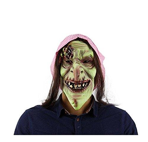 Kostüm Party Dora - hyalinität & Dora Latex Maske für Erwachsene, Halloween-Kostüm Party Masken Halloween mask