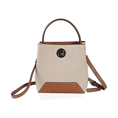 GAOQQ Women's Bucket Bag - Einfache und Persönlichkeit Schulter/Crossbody / Tote Bag - Single Strap Tote