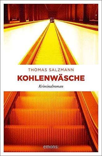 Buchseite und Rezensionen zu 'Kohlenwäsche: Kriminalroman' von Thomas Salzmann
