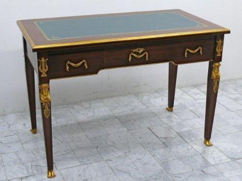 LouisXV Barock Schreibtisch Antik Stil Bureau Plat MoSr1129 antik Stil Massivholz. Replizierte...