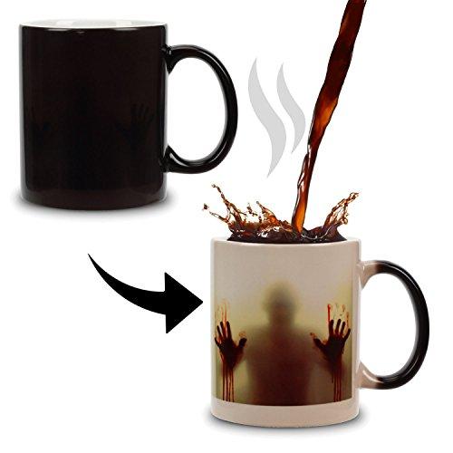 Incutex Color changing mug Tasse mit Thermoeffekt Farbwechsel Tasse – ()