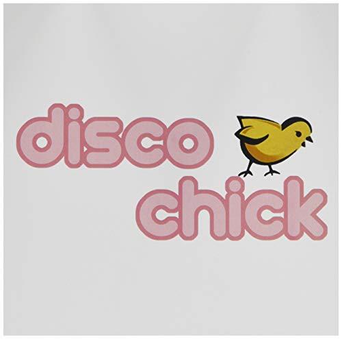 3drose Disco Chick-Grußkarten, 6von Foto, Set 12(GC 16532_ 2) Disco Chick