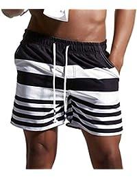 Luckycat Hombre Bañador Traje de Baño Pantalones Cortos Playa Piscina 26498748764