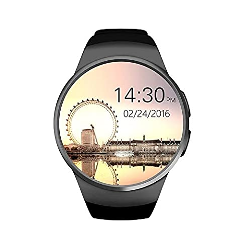 FENGSHI Smart Watch Phone MTK2502C 1.3 Inch Round IPS Touch Screen Bluetooth 4.0 Anti-lost Remote control apk for IOS Android