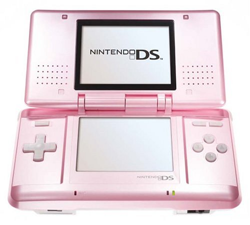 Console Nintendo DS Rose