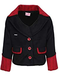 826164ad1220 Amazon.in  Cutecumber - Winterwear   Girls  Clothing   Accessories