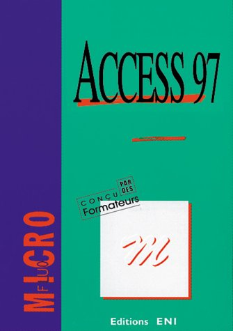 Access 97 PDF Books