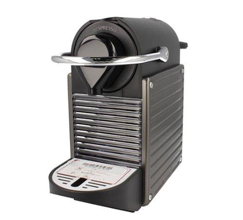 Original Nespresso Kaffeemaschine 19 bar - Nespresso Pixie C60 Kapsel für Espresso & Latte...