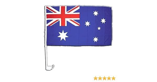 30 x 40 cm Autofahne Autoflagge Australien