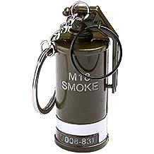 Windy5 Bomba de la niebla con humo de granadas de humo Llavero de supervivencia Batallas juego