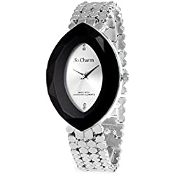 4 Elegant Watch with Swarovski Elements by So Charm®