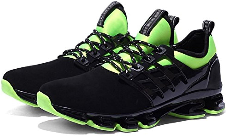 XIE Große Größe Herrenschuhe Sommer Mode Klinge Schuhe Student Sport Casual Laufschuhe 38 44