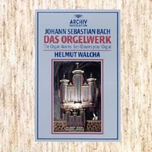Bach : Oeuvres pour orgue