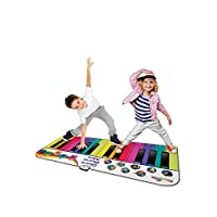 Giant Piano Dance Mat For Kids