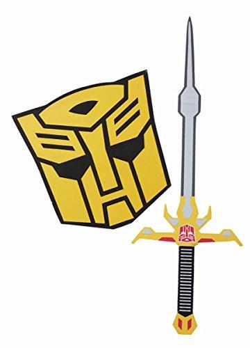 (Rubie's Transformers Bumblebee Schwert und Schild Karneval Fasching)