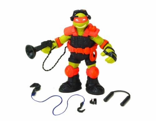 Teenage Mutant Ninja Turtles - Stealth Tech Michaelangelo [UK Import] (Mutant Ninja Turtles Teenage Michaelangelo)