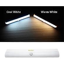 Bonlux Sensore di movimento del LED Night Light bianco caldo