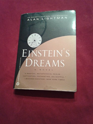 Portada del libro By Alan Lightman: Einstein's Dreams