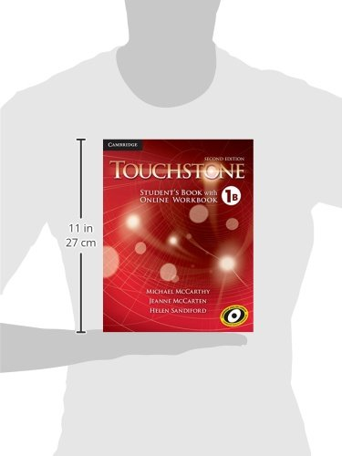 Touchstone Level 1 Student's Book B with Online Workbook B Second Edition