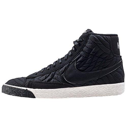 Nike Damen 857664-001 Turnschuhe Schwarz
