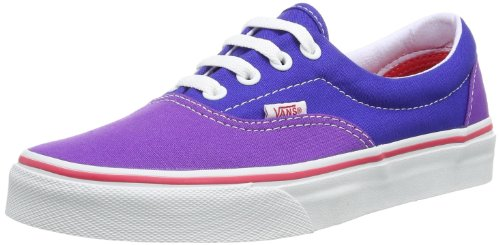 Vans U ERA PANSY/SURF THE VVHQCIQ Unisex-Erwachsene Sneaker, Blau / Lila  (pansy/surf the), EU 38.5 (US 6.5)