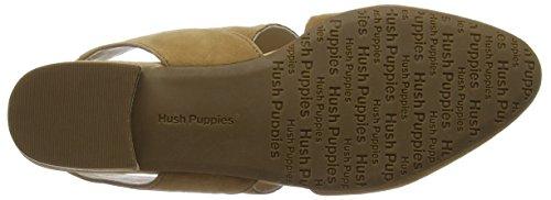 Hush Puppies Jotham Phoebe, Sandali con Cinturino alla Caviglia Donna Marrone (Chino Tan)