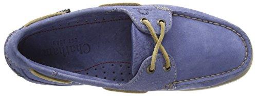 Chatham Marine Heather G2, Chaussures Bateau Femme Bleu (Blue)