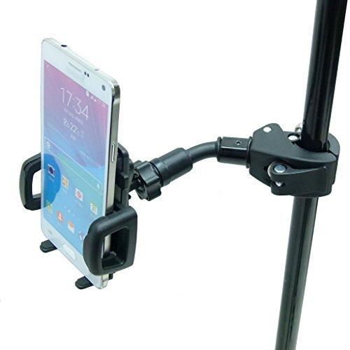 Aggancio Rapido Compact Music Mic Supporto Supporto Per Telefono supporto per Samsung Galaxy Note 4 3 2 1
